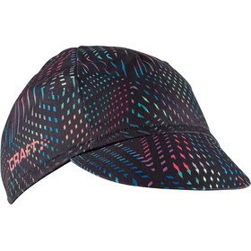 Craft Race Bike Cap Black/Multi